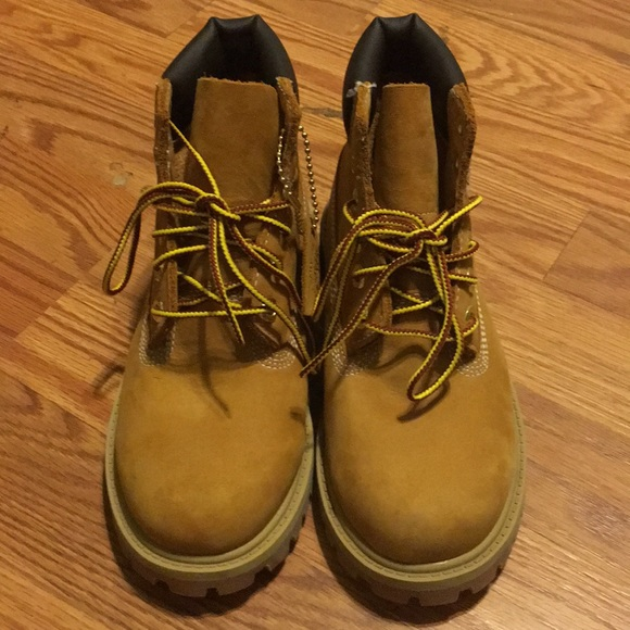 Timberland Other - Kid Size 12 Timberland's (Brand New , Never Worn)